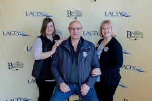 Phone Master at the Lacey South Sound Chamber 2019 Business Awards