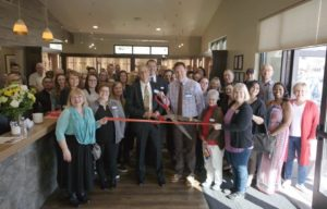 Olympia Vision Clinic Ribbon Cutting
